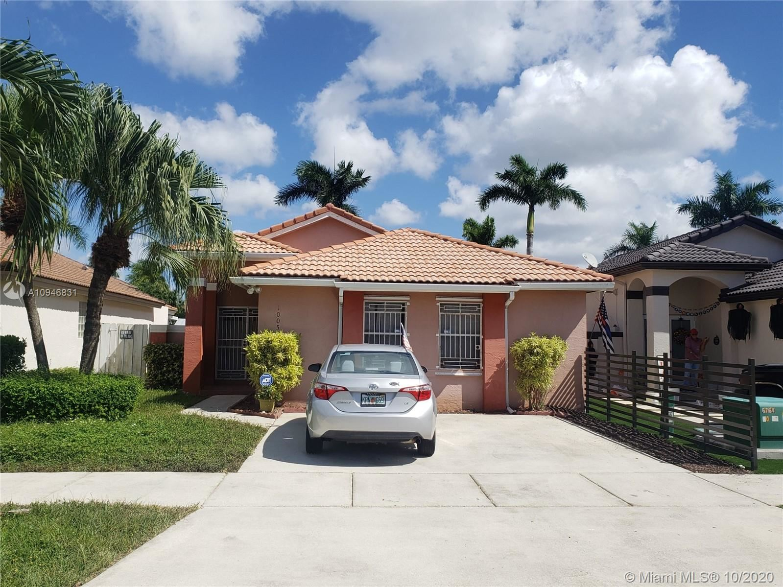 1005 NW 132nd Ave W, Miami, FL 33182 - #: A10946831