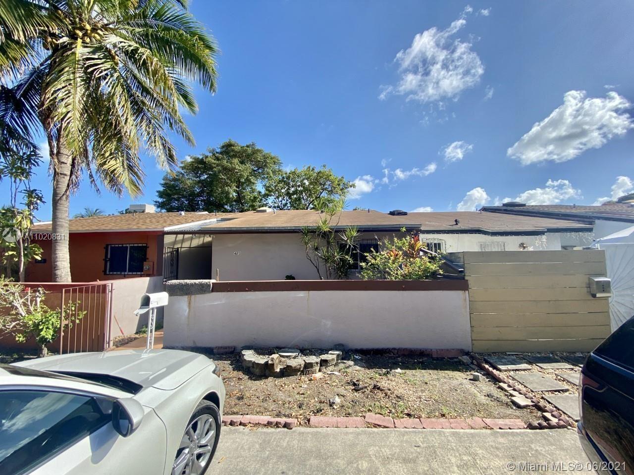 420 NW 8th St #420, Miami, FL 33136 - #: A11020831