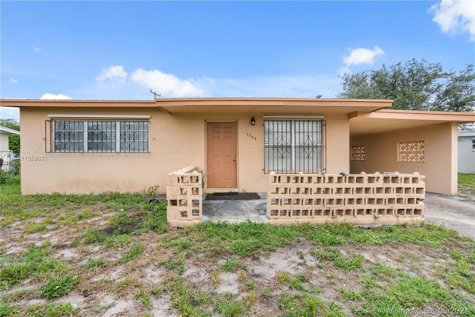 1382 9TH, West Palm Beach, FL 33401 - #: A11059831
