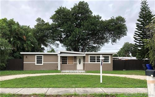 Photo of Listing MLS a10751832 in 120 Harvard Rd West Park FL 33023