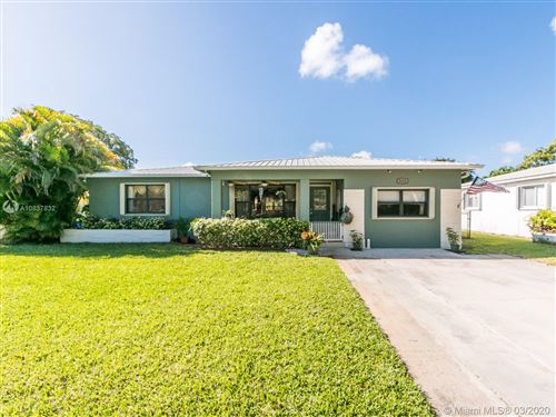 Photo of 5622 Madison St, Hollywood, FL 33023 (MLS # A10837832)