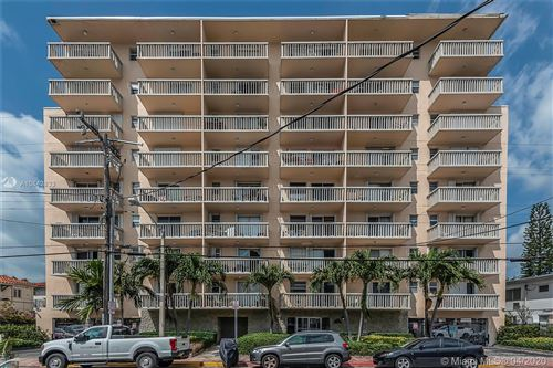 Photo of 7620 Carlyle Ave #502, Miami Beach, FL 33141 (MLS # A10842833)