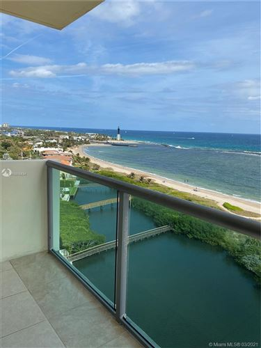 Foto de inmueble con direccion 1620 N Ocean Blvd #PH7 Pompano Beach FL 33062 con MLS A10815834