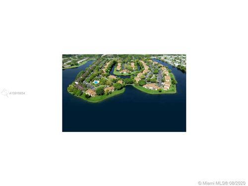 Foto de inmueble con direccion 9989 Nob Hill Ln #0 Sunrise FL 33351 con MLS A10916834