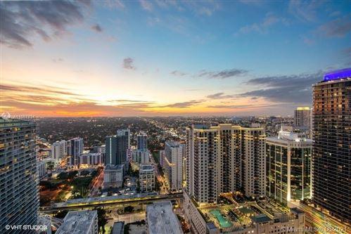 Photo of 1000 Brickell Plaza #4110 & 4111, Miami, FL 33130 (MLS # A11057834)