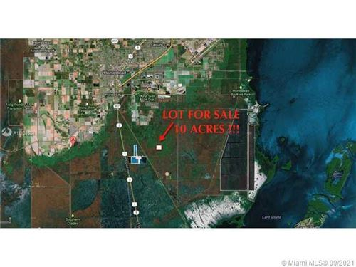 Photo of SW 396TH ST, Homestead, FL 33035 (MLS # A11101834)
