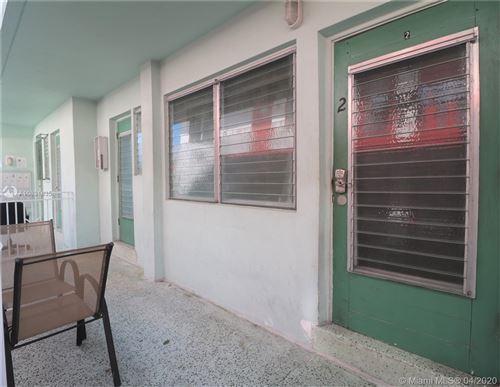 Foto de inmueble con direccion 1234 Euclid Ave #2 Miami Beach FL 33139 con MLS A10831835