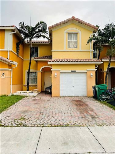 Photo of 24530 SW 109th Pl #24530, Homestead, FL 33032 (MLS # A11109835)
