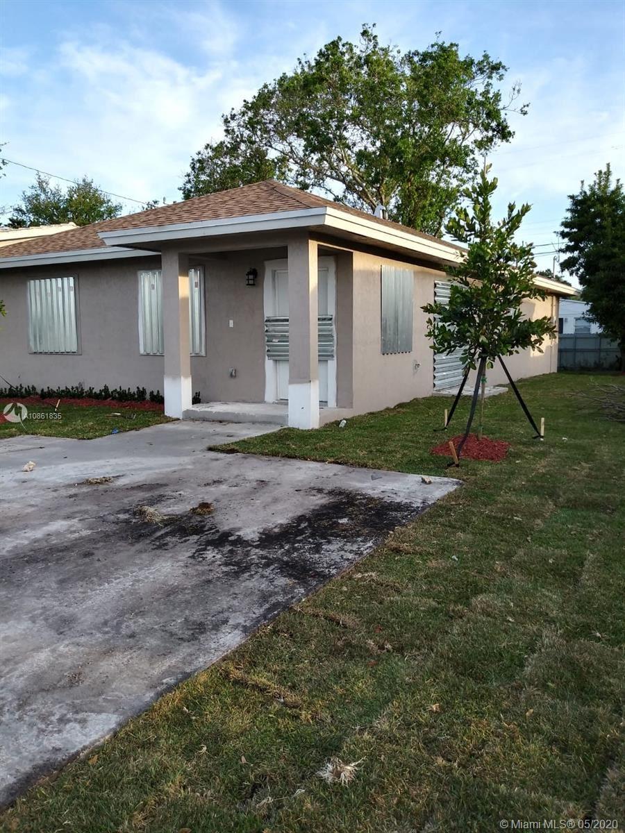 10541 NW 28th Ct, Miami, FL 33147 - #: A10861835