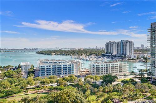 Photo of 9 Island Ave #1709, Miami Beach, FL 33139 (MLS # A10856836)