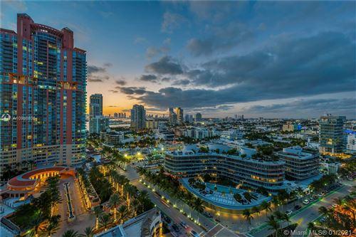 Photo of 50 S Pointe Dr #2005, Miami Beach, FL 33139 (MLS # A10986836)