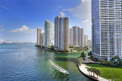 Photo of 200 Biscayne Boulevard Way #909, Miami, FL 33131 (MLS # A11098836)