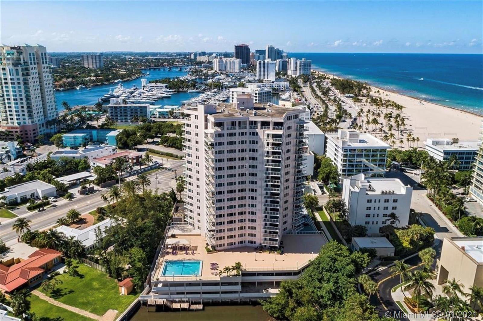 3000 Holiday Dr #1201, Fort Lauderdale, FL 33316 - #: A10938836