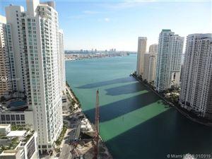 Photo of 200 Biscayne Blvd Way #3303, Miami, FL 33131 (MLS # A10601837)