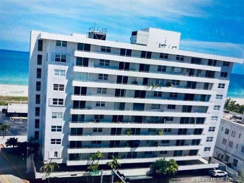 Foto de inmueble con direccion 465 Ocean Dr #1008 Miami Beach FL 33139 con MLS A10924837