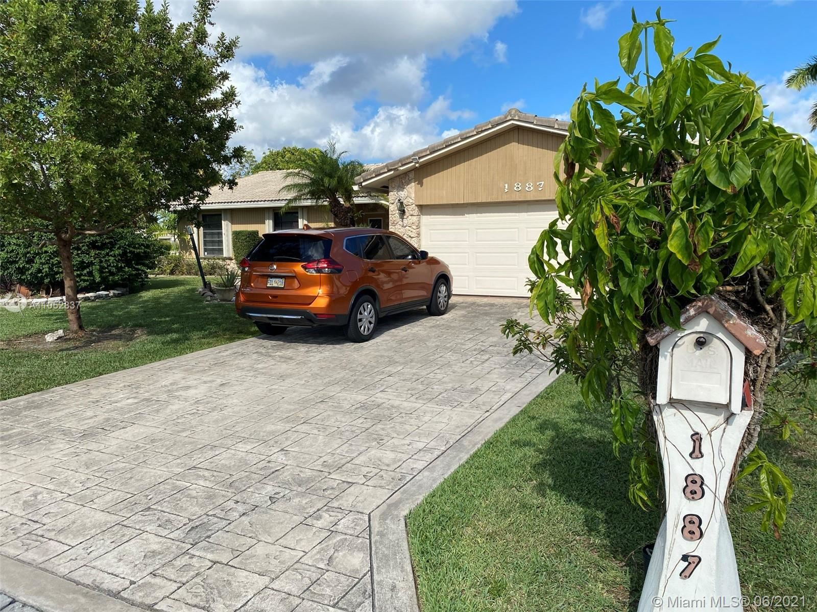 1887 NW 85th Ln, Coral Springs, FL 33071 - #: A11052837
