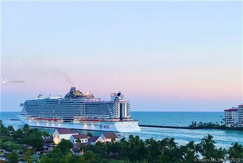Photo of 300 S Pointe Dr #903, Miami Beach, FL 33139 (MLS # A10933838)