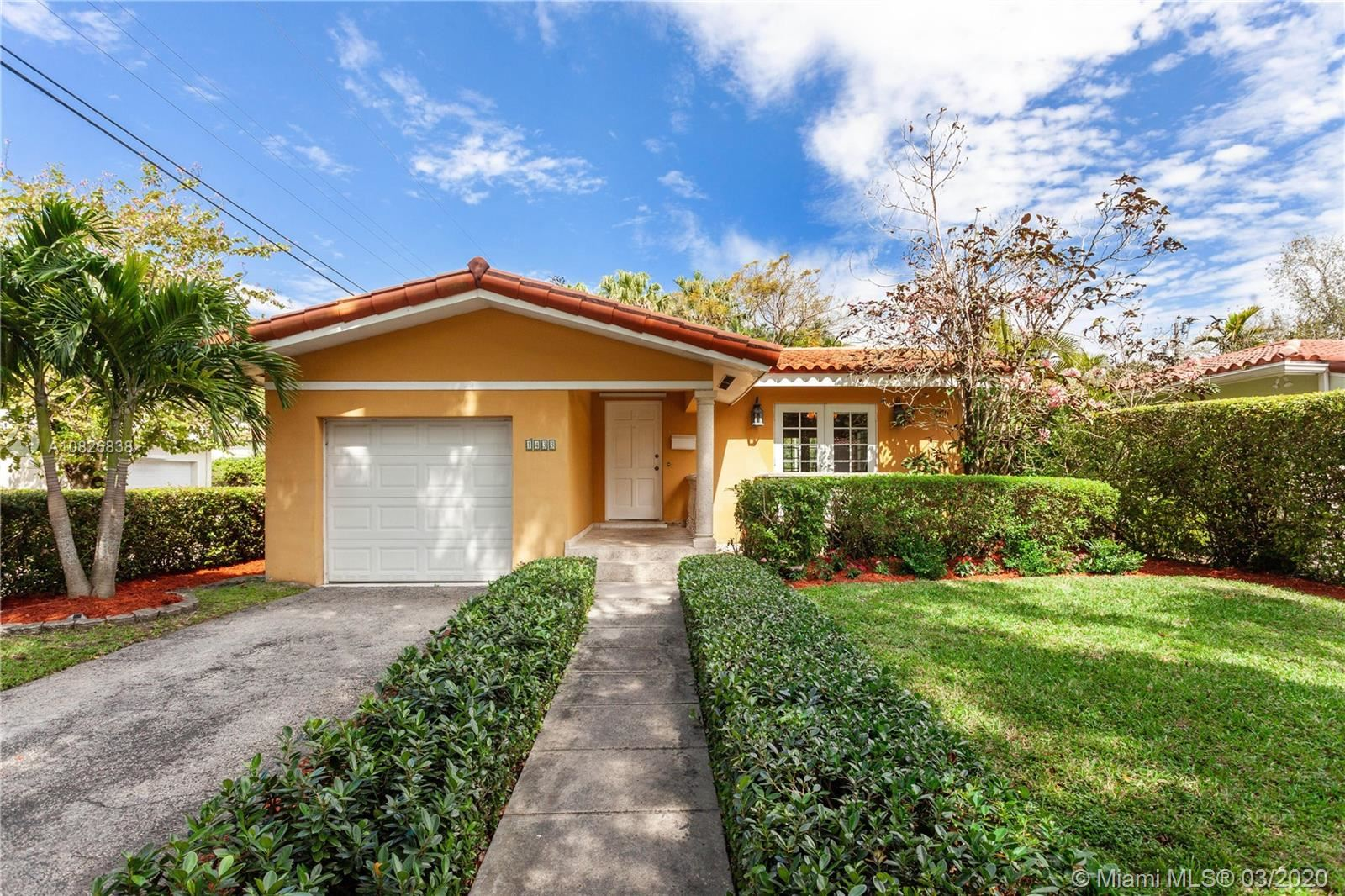 1433 Messina Ave, Coral Gables, FL 33134 - #: A10826838