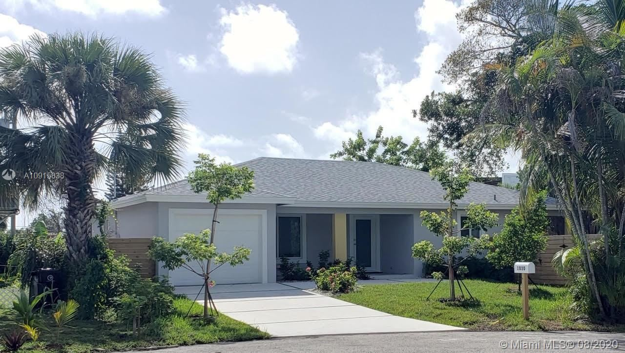 1030 NW 25th Ave, Fort Lauderdale, FL 33311 - #: A10915838