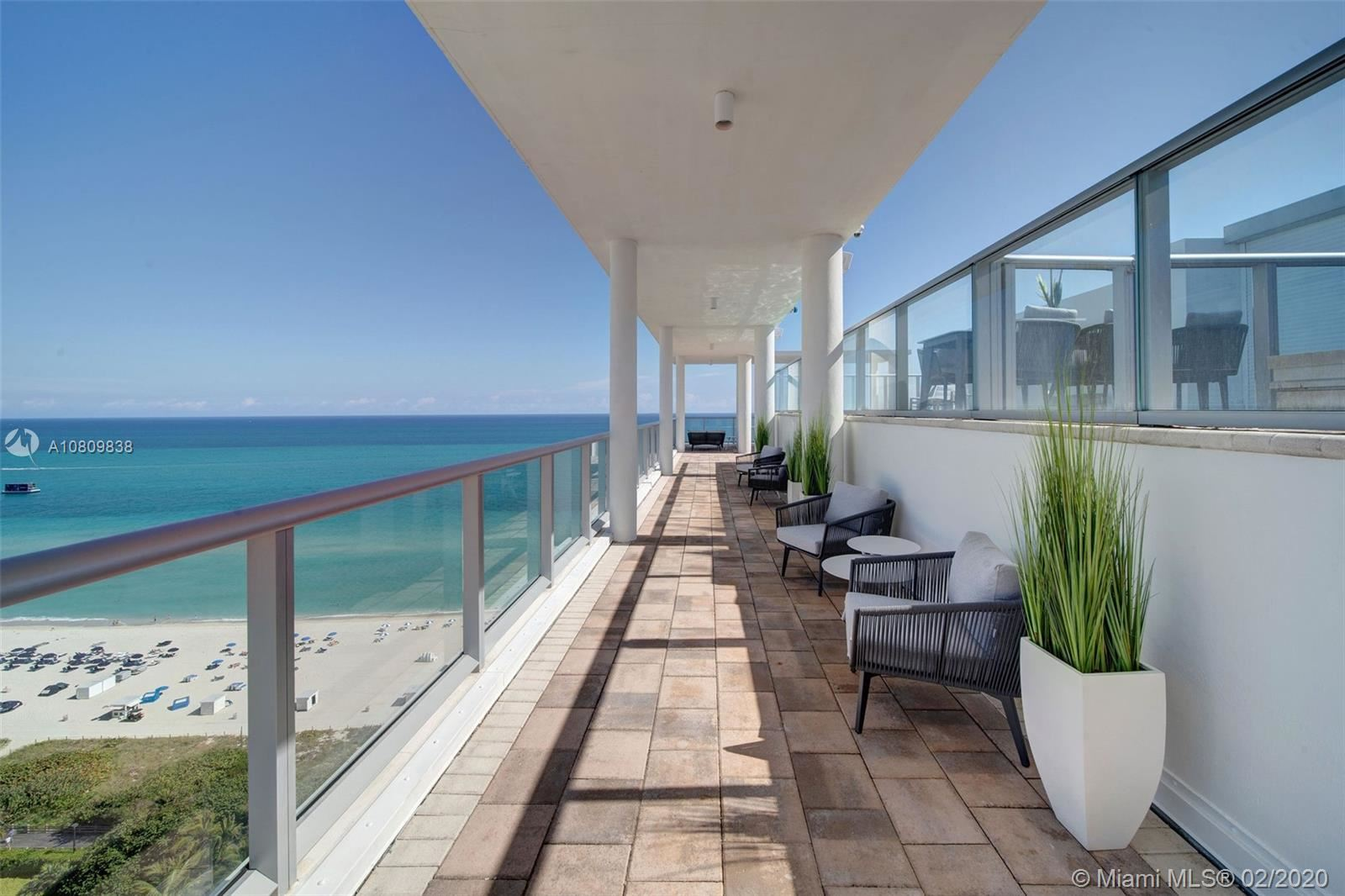 Photo 6 of Listing MLS a10809838 in 3737 Collins Ave #PH-4 Miami Beach FL 33140