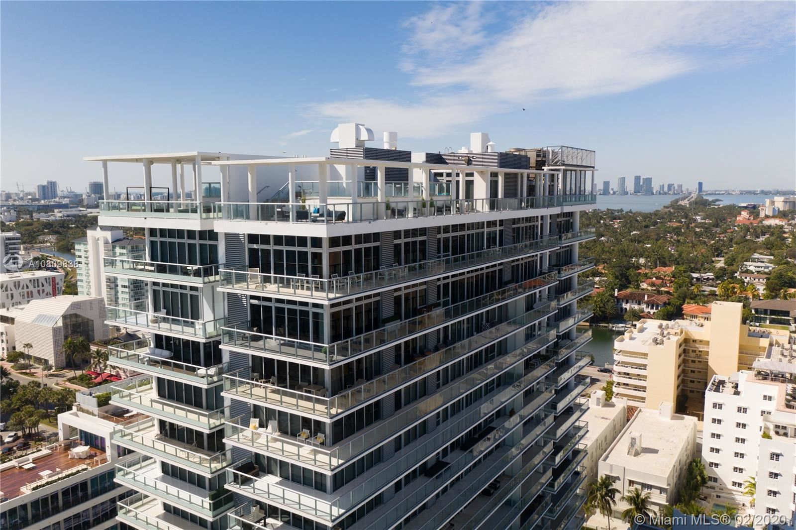 Photo 26 of Listing MLS a10809838 in 3737 Collins Ave #PH-4 Miami Beach FL 33140