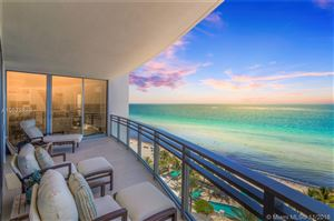 Photo of 3535 S Ocean Dr #1001, Hollywood, FL 33019 (MLS # A10572839)