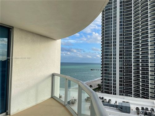 Photo of 17315 Collins Ave #1705, Sunny Isles Beach, FL 33160 (MLS # A11112839)