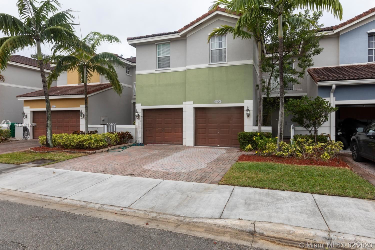 8026 NW 116th Ave, Doral, FL 33178 - #: A10821839