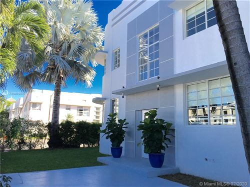 Photo of Listing MLS a10810840 in 600 15th St #5 Miami Beach FL 33139