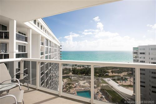 Photo of 10275 Collins Ave #1218, Bal Harbour, FL 33154 (MLS # A10819840)