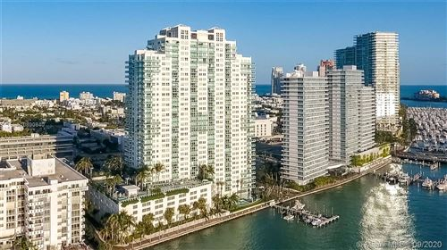 Photo of 650 West Ave #912, Miami Beach, FL 33139 (MLS # A10890840)