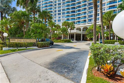 Photo of 3800 S Ocean Dr #511, Hollywood, FL 33019 (MLS # A11101840)