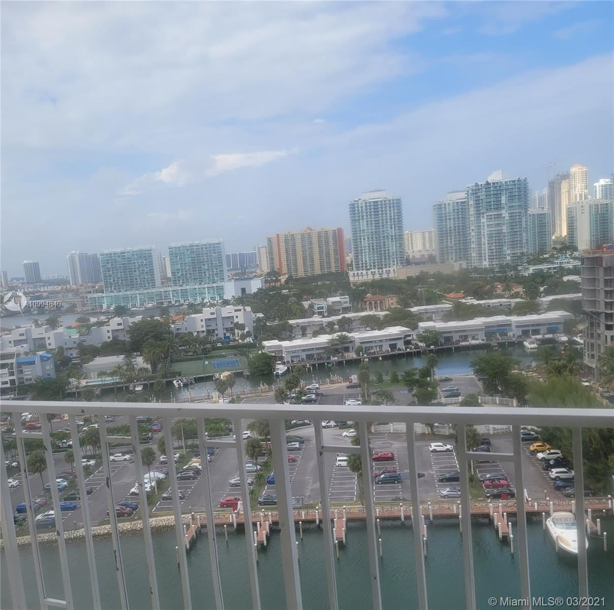 Photo of 300 Bayview Dr #1605, Sunny Isles Beach, FL 33160 (MLS # A10994840)