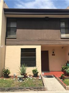 Photo of 1120 NW 99th Ave #72, Pembroke Pines, FL 33024 (MLS # A10738841)