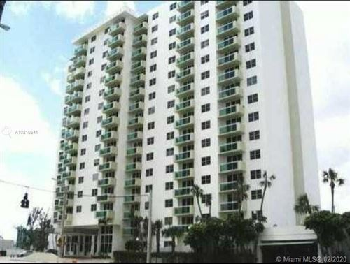 Photo of Listing MLS a10810841 in 3000 S Ocean Dr #418 Hollywood FL 33019