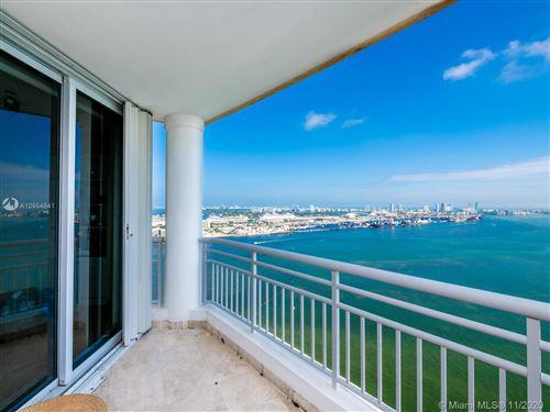 Photo of 808 Brickell Key Dr #3402, Miami, FL 33131 (MLS # A10954841)