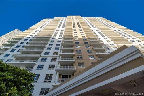 Photo of 801 Brickell Key Blvd #1203, Miami, FL 33131 (MLS # A10976841)