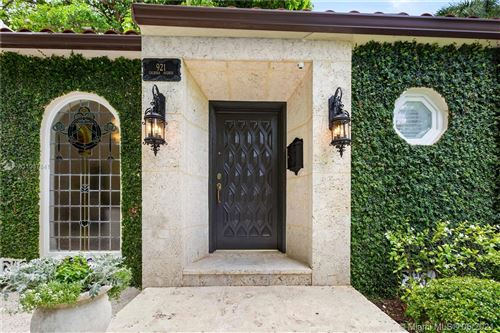 Photo of 921 Calbira Ave, Coral Gables, FL 33134 (MLS # A11037841)