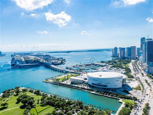 Photo of 1100 Biscayne Blvd #4603, Miami, FL 33132 (MLS # A11116841)