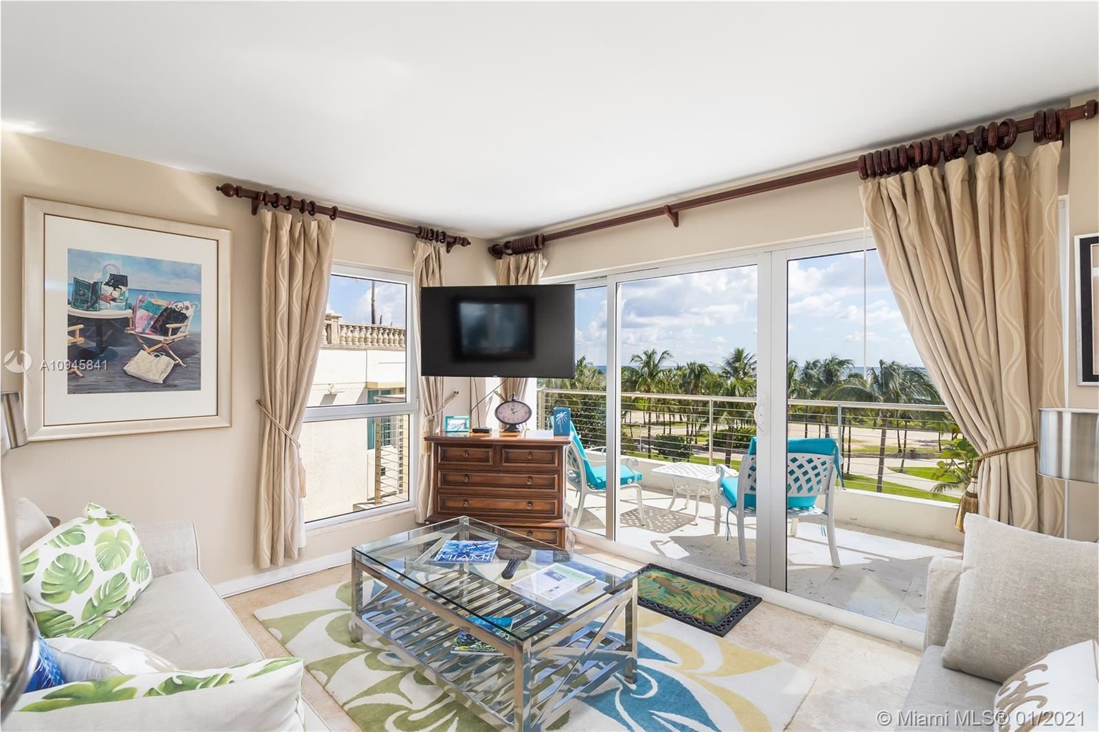 510 Ocean Dr #500, Miami Beach, FL 33139 - #: A10945841