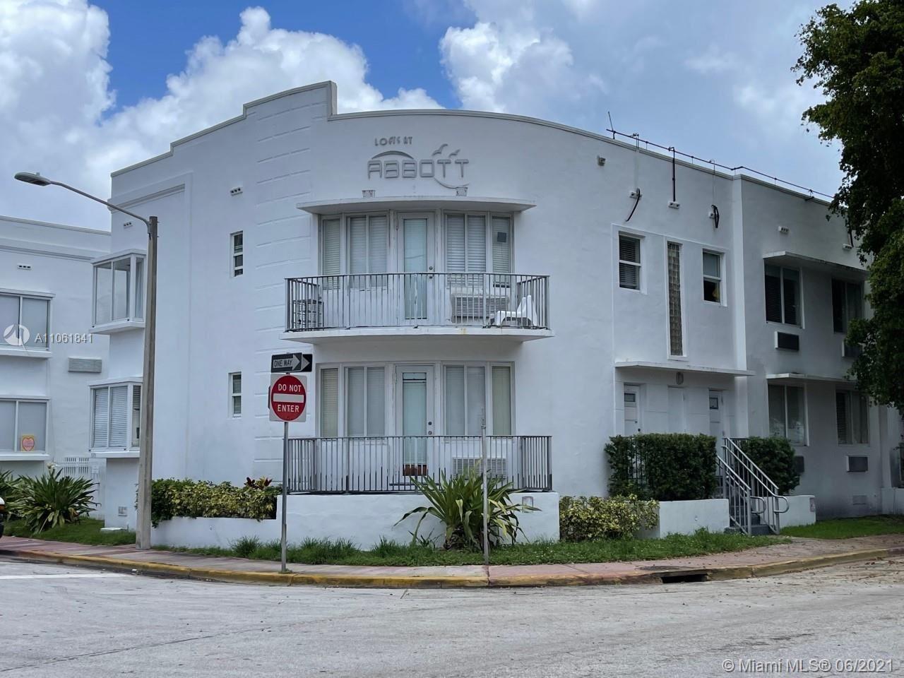 320 80th St #6, Miami Beach, FL 33141 - #: A11061841