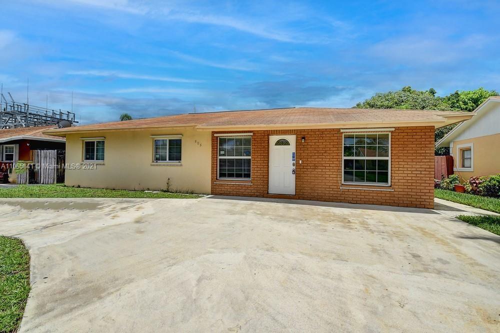 505 NW 8th Court, Boynton Beach, FL 33426 - #: A11065841