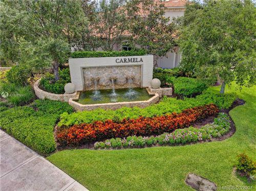 Tiny photo for 158 Carmela Ct, Jupiter, FL 33478 (MLS # A11077842)
