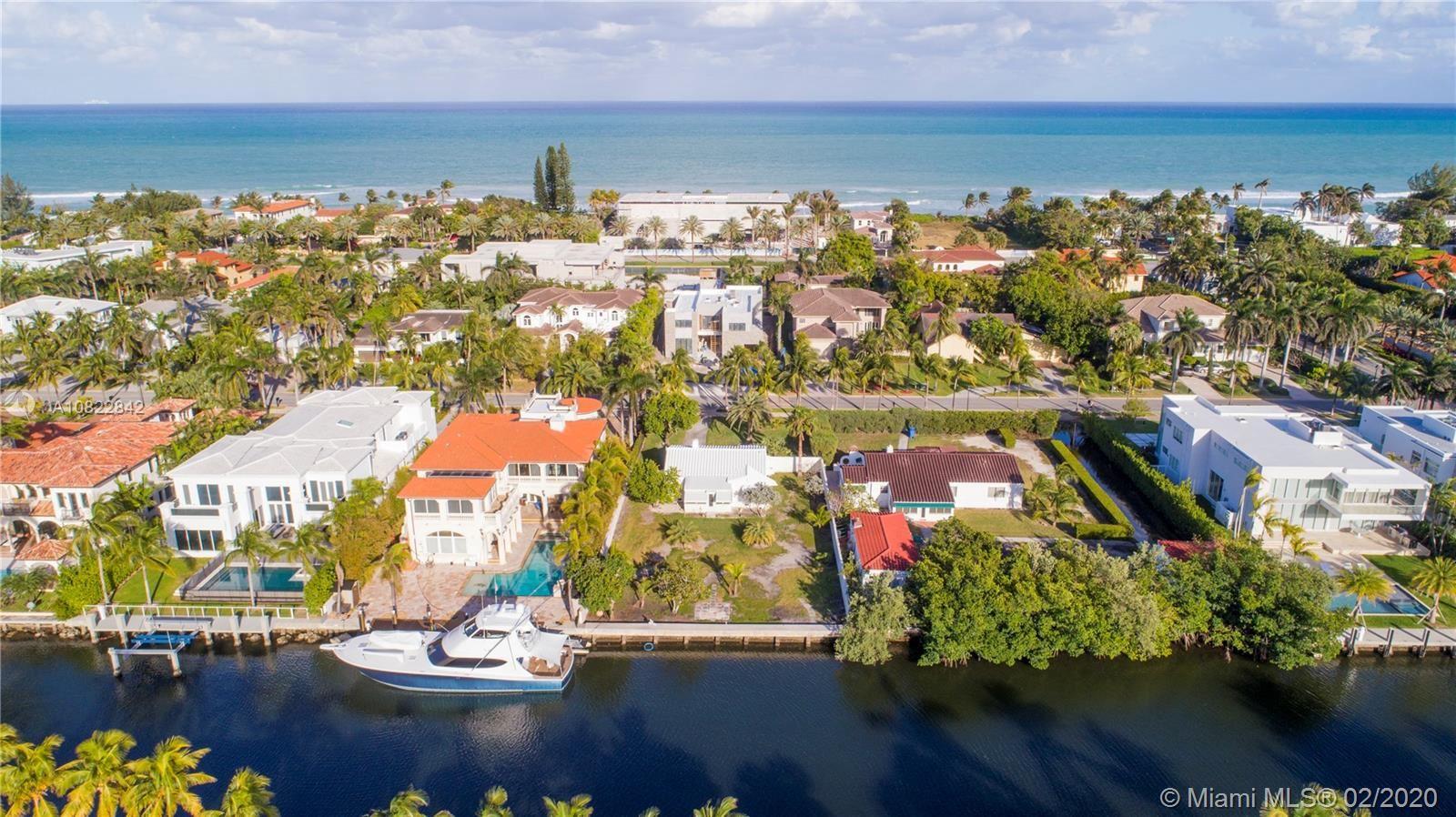 Photo of 422 Golden Beach Dr, Golden Beach, FL 33160 (MLS # A10822842)
