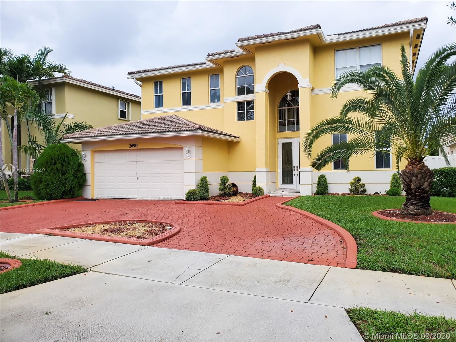 Photo of 2690 SW 138th Ave, Miramar, FL 33027 (MLS # A10929842)