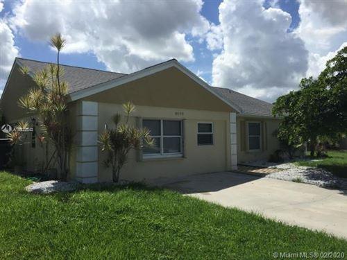 Photo of 8098 W Rose Marie Ave W, Boynton Beach, FL 33472 (MLS # A10822843)
