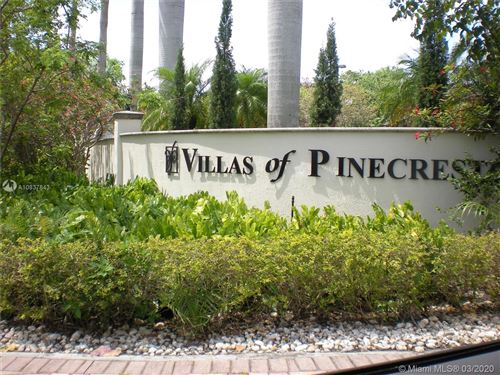 Photo of 6707 N Kendall Dr #102, Pinecrest, FL 33156 (MLS # A10837843)