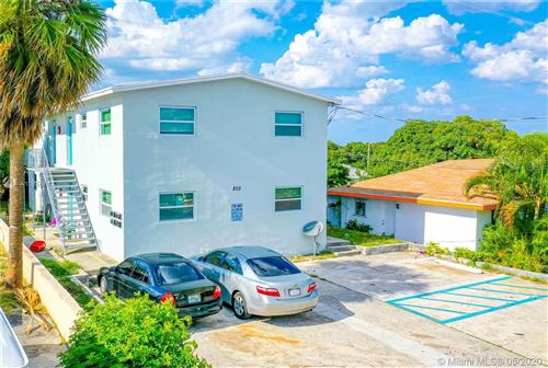 Photo of Listing MLS a10856843 in 805 19th St West Palm Beach FL 33407