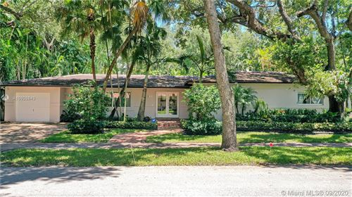Photo of 741 Tibidabo Ave, Coral Gables, FL 33143 (MLS # A10928843)