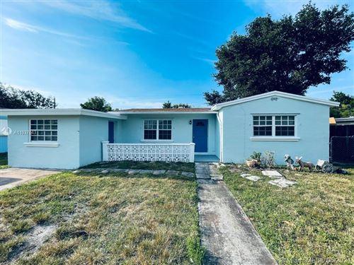 Photo of 6441 SW 19th St, Miramar, FL 33023 (MLS # A11037843)